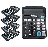 RENUS Calculator 5 Packs, Electronic Desktop