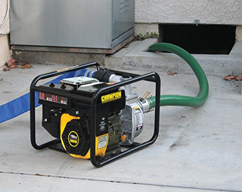 The 8 best water pumps gas powered