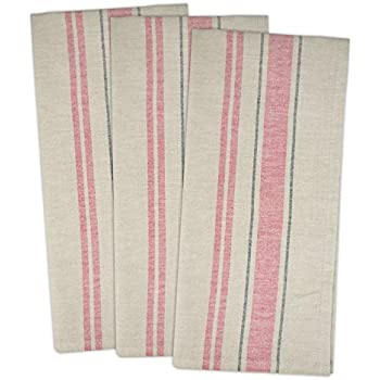 Aunt Marthas 60x60 Americana Striped Dish Towels Pkg Of 60 Colonial Enchanting Colonial Patterns