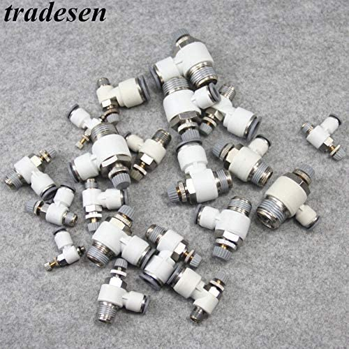 10pcs Male Thread1/8