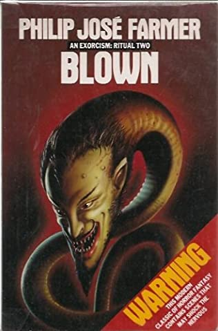 book cover of Blown