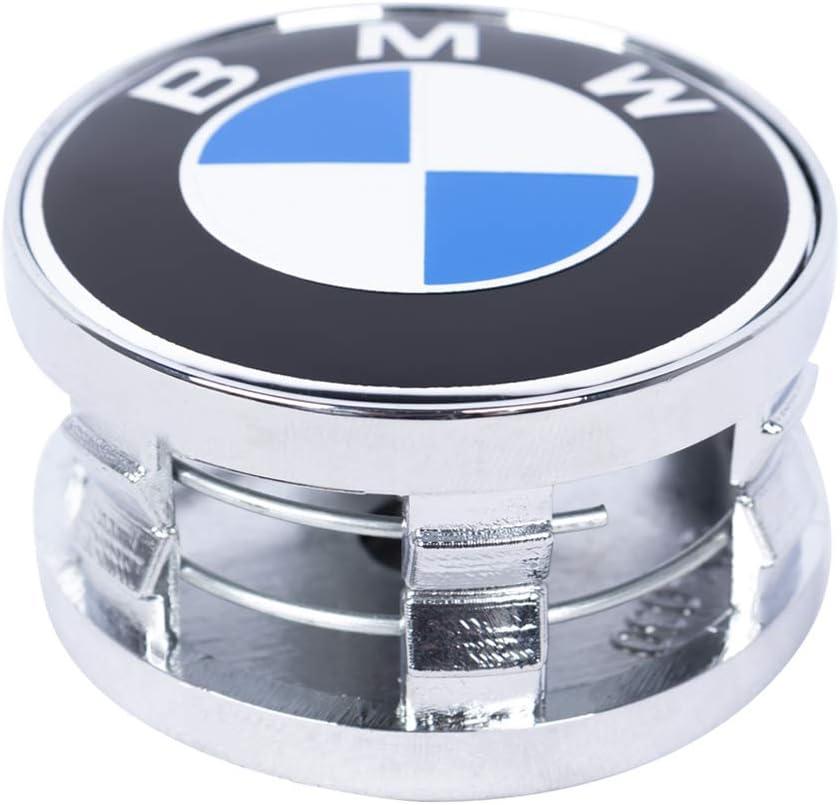 stuk 4pcs 60MM Car Wheel Cover Hubcaps Auto Parts for E82 E30 E36 E46 E90 1 3 5 6 7 X Z Series
