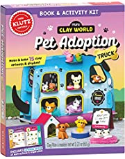 Mini Clay World: Pet Adoption Truck