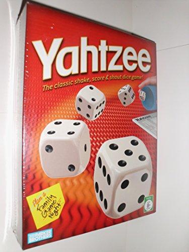 Hasbro Dice - Hasbro Yahtzee Dice Game