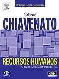 capa de Recursos Humanos. O Capital Humano das Organizações