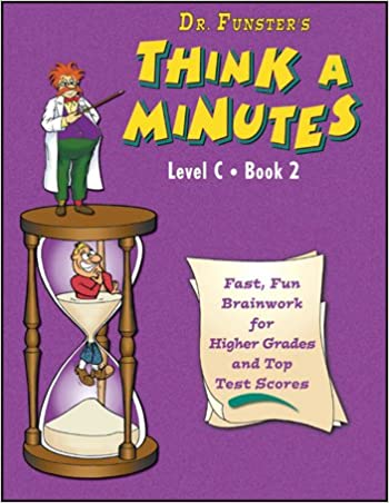 |WORK| Dr. Funster's Think A Minutes: Level C, Book 2, Grades 6-8. Larry locuras blaster event Tennis