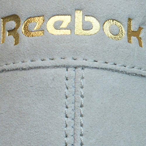 Reebok Classic NPC FVS Zapatillas de deporte del ante de los hombres Sand
