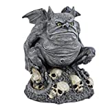 Design Toscano Bone Chiller the Troll Gargoyle Statue For Sale