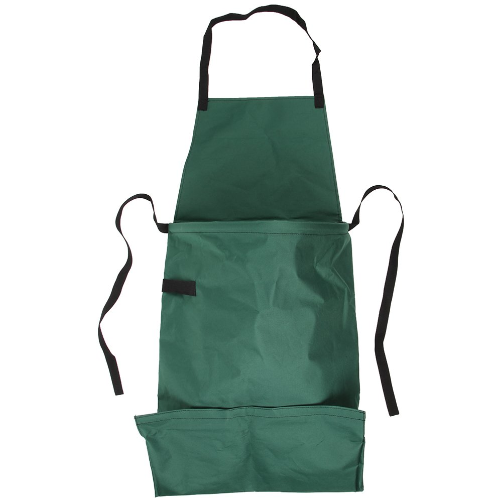 Home-X Gardening Work Apron and Collection Pouch