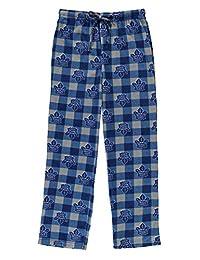 NHL Pajamas, Men's Microfleece Sleep Pants, Montreal Canadiens Size L