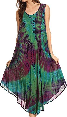 hippie boho dress patterns - 4