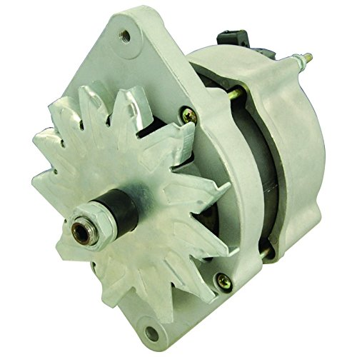 Parts Player New Alternator Fits John Deere 650H 1998-2007/Thermo King TK486 Yanmar (2000 2 Player Starter)