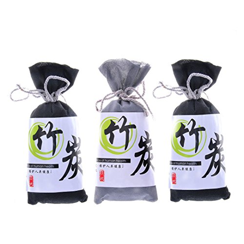 Homy Feel Air Purifying,Bamboo Charcoal Air Freshener and Od