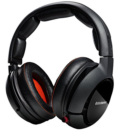 SteelSeries Siberia P800 Wireless Gaming Headset with Dolby 7.1 Surround Sound for PlayStation 4, Playstation 3