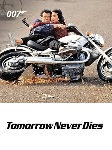 Tomorrow Never Dies - Machine Salmon