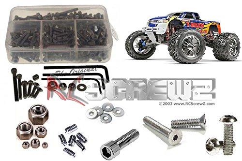 T-maxx Steel - RCScrewZ Traxxas T-Maxx 3.3 Stainless Steel Screw Kit #tra016