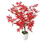 Closer2Nature Artificial 1ft 7'' Red Japanese Maple Tree
