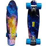 RIMABLE Complete 22'' Skateboard Galaxy5