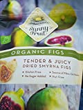 Sunny Fruit Organic Figs 1kg (35.27 oz)