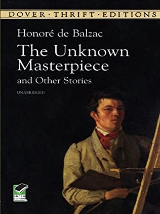 book cover of The Unknown Masterpiece