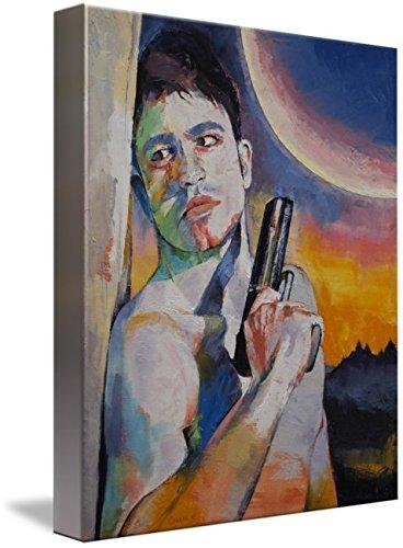 Wall Art Print entitled Bounty Hunter by Michael Creese