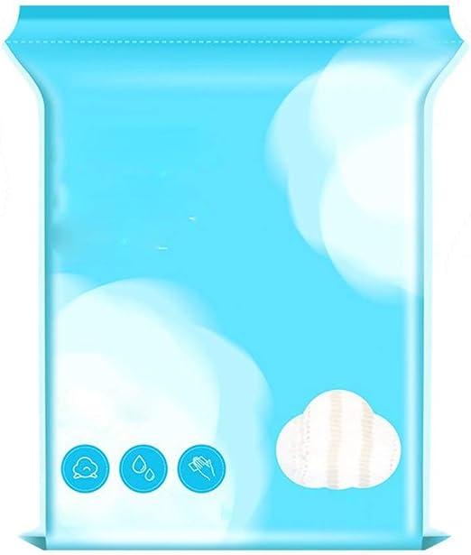 DUOER HOME Desmaquillantes faciales Almohadilla de algodón Limpieza Algodón Cara de algodón Limpieza Profunda Descarga Algodón Ahorro de Agua Desmaquillante Desmaquillador (Color : 1 Package): Amazon.es: Hogar