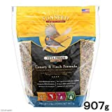 SUNSEED COMPANY 36041 Vita Prima Canary Finch Formula Pet Accessories 2 lbs/907 grams