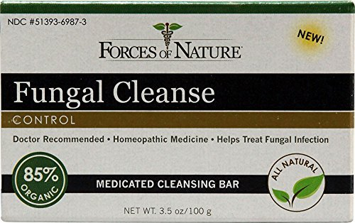 Forces Of Nature Organic Fungal Cleanse - 3.5 Oz by Forces Of Nature