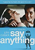DVD : Say Anything...