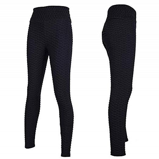 e67e9e1aaf373 Lgraka Anti-Cellulite Compression Leggings, High Waist Yoga Stretchy Gym  Pants for Women Tummy