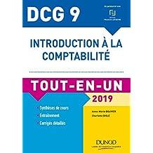 DCG 9 - Introduction à la comptabilité 2019 : Tout-en-Un (Tout-en-Un DCG) (French Edition)