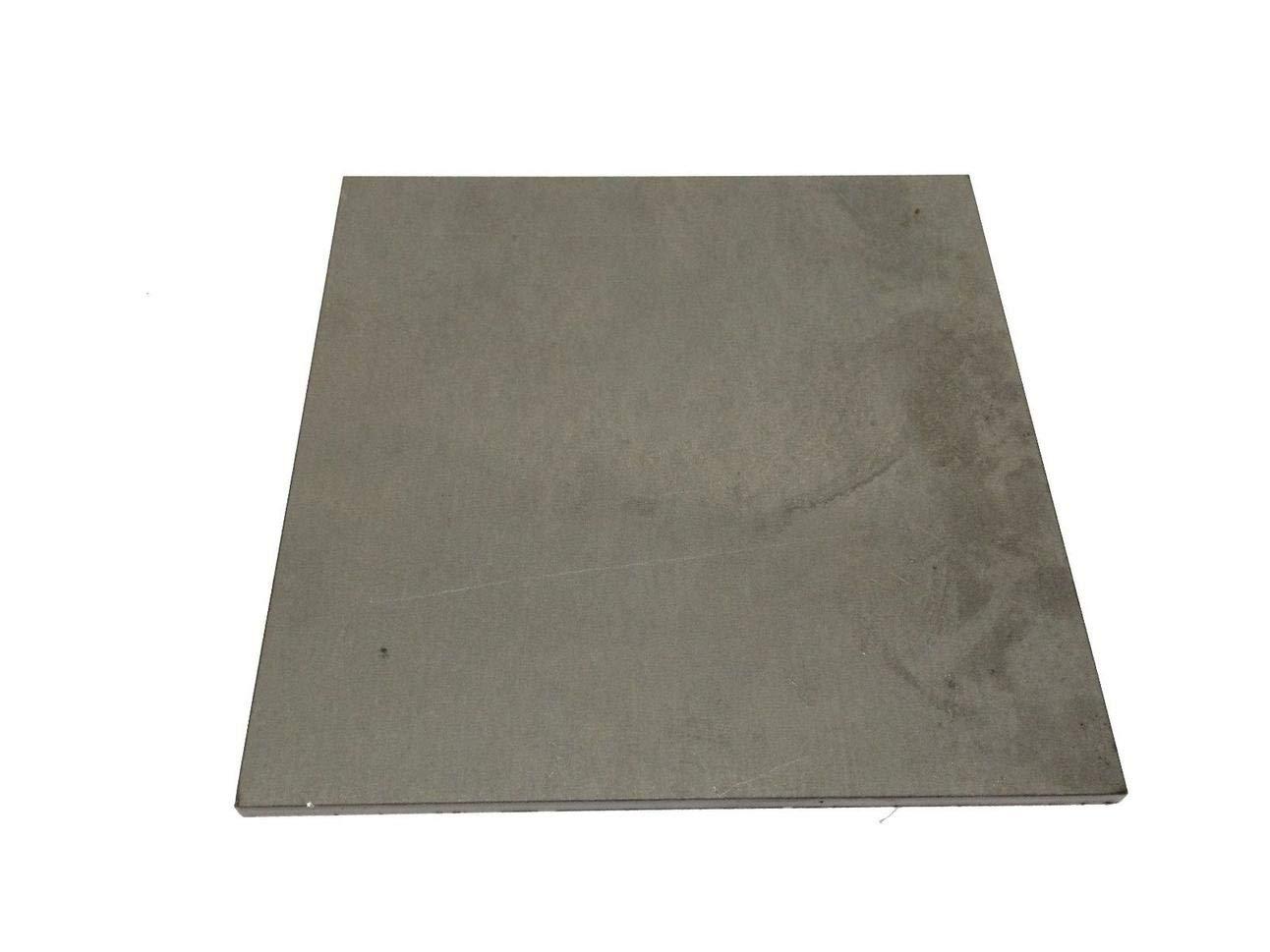 """3//8/"""" Steel Plate 3//8/"""" x 9/"""" x 12/"""" A36 Steel"""