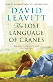 Front cover for the book The Lost Language of Cranes by David Leavitt