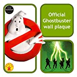 Rubie's Ghostbusters 15.5-Inch Wall Decor, No Ghosts