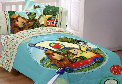 Wonder Pets Super Pets Full Comforter