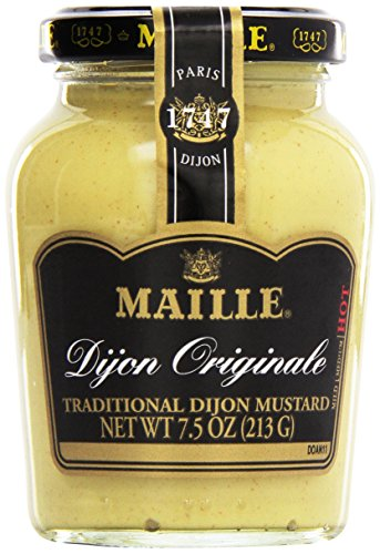 Maille Orig Dijon Mustard, 7.5 oz -
