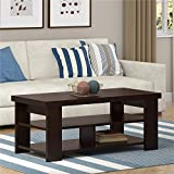 Altra Jensen Coffee Table, Black Forest