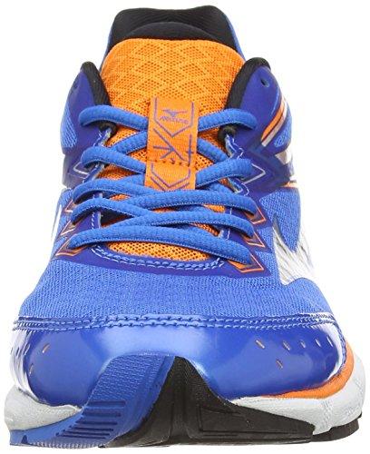 Mizuno - Zapatos para hombre Azul