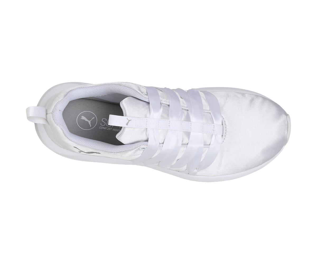 Puma Prowl Alt Satin WNs 190544, Sneakers Donna  36 EU|Puma White