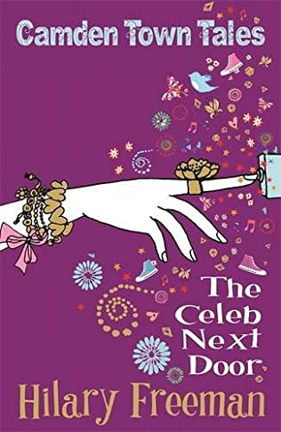 book cover of The Celeb Next Door