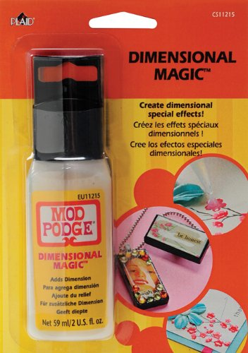 Mod Podge 59 ml Dimensional Magic, Clear