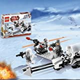 Lego Star Wars Clone Troopers (74 Pieces) #8084