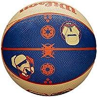 Star Wars Han Solo /& Chewbacca Wilson Mini Basketball Co-Pilot Wilson Sporting Goods Team WTB1533IDSWS2