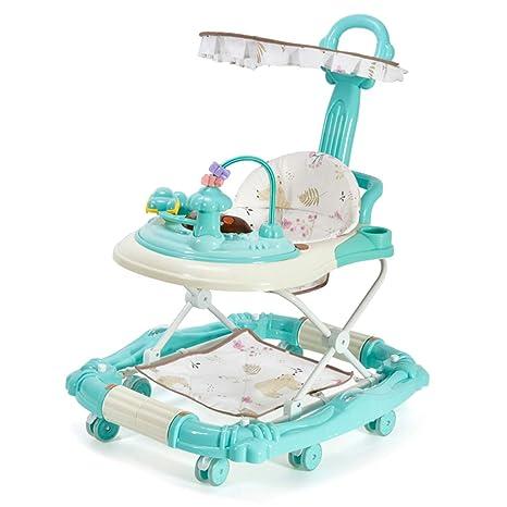 Andador Para Bebés, Antivuelco Multifunción, Patas O A Prueba De ...