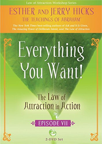 Everything You Want!: The Law of Attraction in Action, Episode - In Watch Uk Shop