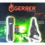 Gerber Crucial Strap Cutter Multi-tool and Iris LED Flashlight Combo