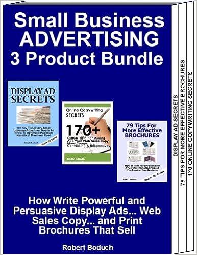Ebooks scaricabili pdf gratuiti Small Business ADVERTISING 3