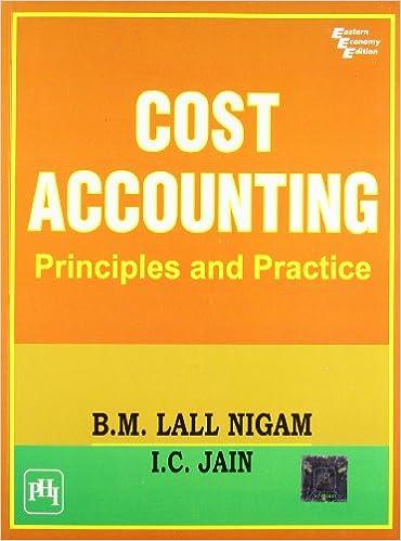 Cost Accounting: Principles And Practice Descargar ebooks Epub
