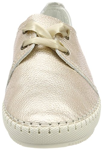Basses Femme Sneakers Tamaris 23640 Blanc Champagne q4wgBAzCRE