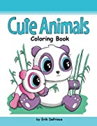 Colorists will love this super cute coloring book full of happy, adorable animals! With 30 pages of pandas, owls, elephants, and more this book will keep you busy for hours! Pages are printed on one-side only for an excellent coloring experience.